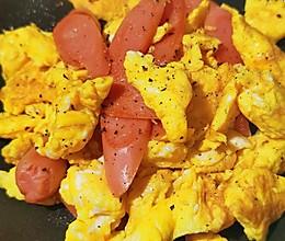 炒鸡蛋的做法