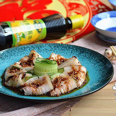 蒜泥白肉 - 新春年菜