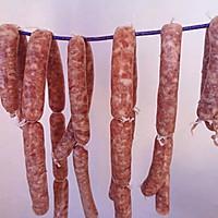 自制脆皮肠的做法图解10