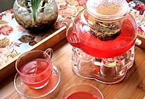 『百香果花茶』暖暖下午茶的做法