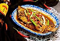 红烧臭鳜鱼#金龙鱼外婆乡小榨菜籽油,我要上春碗#的做法