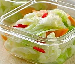 台湾泡菜的做法