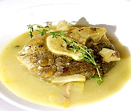 中式慢炖火腿牛膝汤的做法