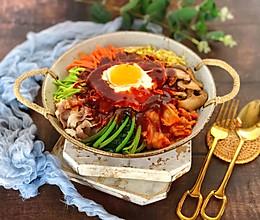 自制零难度的 韩式拌饭~分分钟光盘的做法