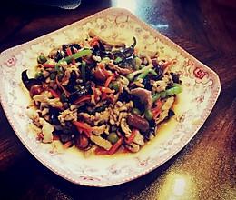 鱼香肉丝(家庭版)#我要上首页挑战家常菜#的做法