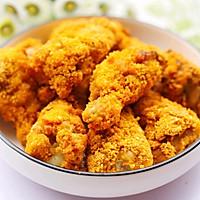 #精品菜谱挑战赛#不放一滴油的黄金炸鸡腿的做法图解25