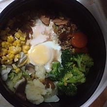 电饭锅煲仔饭