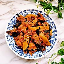 #父亲节,给老爸做道菜#百香果子姜焖鸭