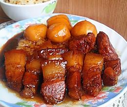 红烧肉炖小土豆的做法