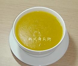 韩式南瓜粥的做法
