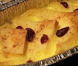 肉桂焗土司布丁的做法