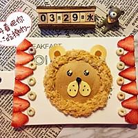 儿童早餐—狮子吐司的做法图解11