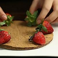 可可草莓裸蛋糕【微体兔菜谱】的做法图解11