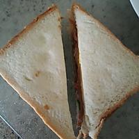 微波炉版无油三明治的做法图解10