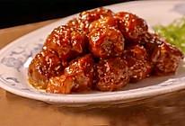 荔枝肉:里脊肉这样吃,色香味形样样好!的做法