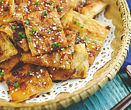 酱香饼也能自己做,感觉可以在家开早餐摊啦的做法