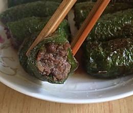 青椒肉卷的做法