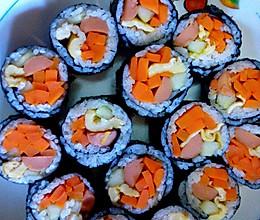 超简单寿司的做法