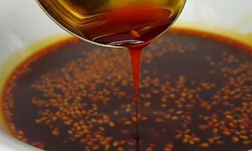 香喷喷秘制辣椒油的做法