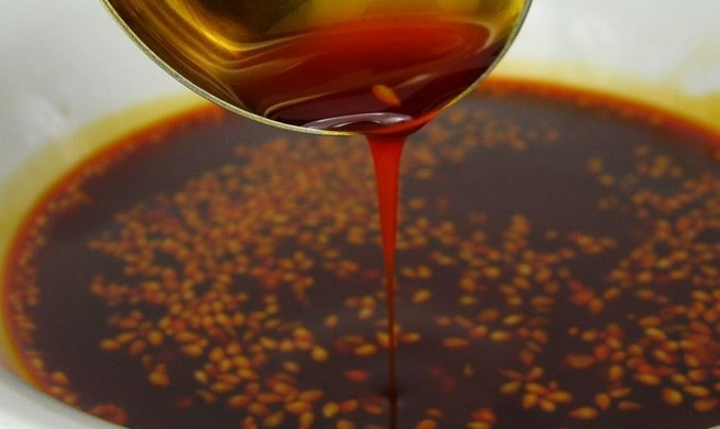 香喷喷秘制辣椒油