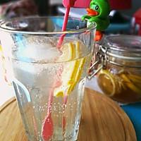 赵薇同款蜂蜜柠檬水#复刻中餐厅#