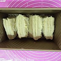 卡仕达手撕面包#我的烘焙不将就#的做法图解9