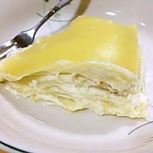 榴莲千层蛋糕(超级容易)