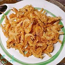 #憋在家里吃什么#香酥小河虾