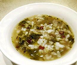 贵州酸汤饭的做法