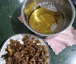 炼猪油的做法