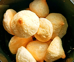 酸奶溶豆的做法