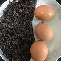 鲜美虾皮紫菜蛋汤的做法图解1