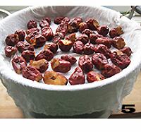 红枣糯米年糕的做法图解5