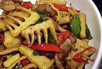 鲜笋炒肉的做法