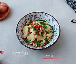 葱姜甜酒椒椒鸡的做法