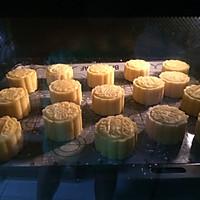 超人气半岛【港式奶黄月饼】的做法图解13
