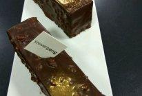 坚果巧克力脆片蛋糕#长帝烘焙节(半月轩)#的做法