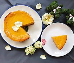 浓郁南瓜蛋糕-用料简单的做法