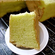 绝对值得推荐的一种新口味蛋糕----菠汁戚风
