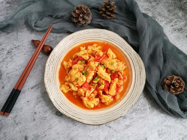 超下饭版の西红柿炒蛋