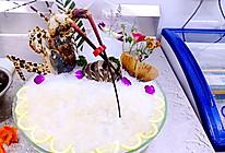 龙虾刺身的做法