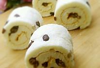 蜜豆天使蛋糕卷的做法