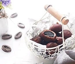 #元宵节美食大赏#巧克力汤圆的做法
