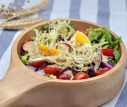 最爱的蔬菜沙拉的做法