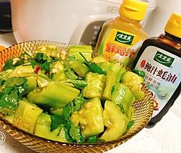 #百变鲜锋料理#凉拌黄瓜的做法
