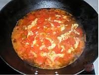 西红柿鸡蛋汤 的做法图解6