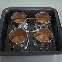 巧克力慕斯#美的烤箱菜谱#的做法图解13