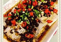 豆豉蒸带鱼的做法