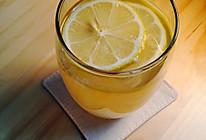 冰爽蜂蜜柠檬水的做法