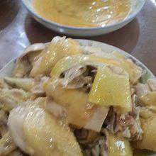水晶鸡(清水鸡)
